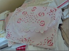 linens & cutwork