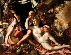 Joachim Wtewael: Myths, Monsters, and Mannerism | Art & Antiques -- The…