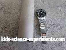 Kids Senses - Sound through a tube fro Children's Science Experiments