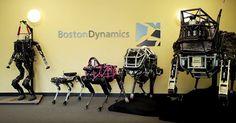 http://ift.tt/2lw72Mm Te presentamos el más reciente Robot de Google