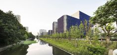 Gallery of Yidian Office Complex / Jacques Ferrier Architecture - 5