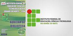 Promoção Apostila Auxiliar de Biblioteca IFRN 2015