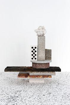 Clemence Seilles.  Ecosystème profane, 2012