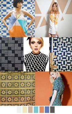 patrones, repeticiones, color.