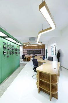 Gallery of 751 Creative Industrial Office Design / hyperSity office - 16