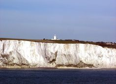 White Cliffs of Dover, England (source: wiki)