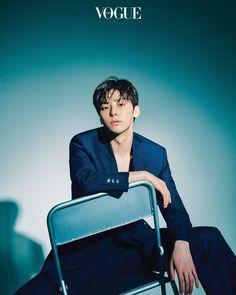 Ready Player One Busan, Nu Est Minhyun, Nu'est Jr, Cute Asian Guys, Star K, Man Crush Monday, Ready Player One, Korean Fashion Men, Vogue Korea