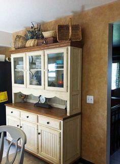 Great kitchen cabinet!