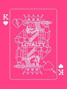 Loyalty on Behance