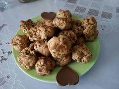 Pekmezli kuru kayısılı kurabiyem