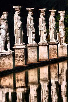 Hadrian's Villa Italy