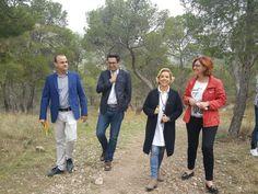 Medio Ambiente destina cerca de 168.000 euros a mejorar y conservar los montes públicos de Jumilla