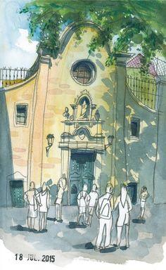 santi-salles.ilustracion-sant-felip-neri