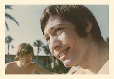 Mick and Charlie, Clearwater - FL 1965