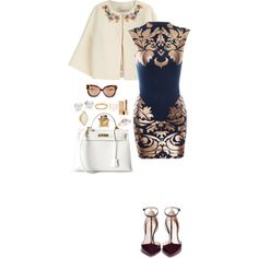 Untitled #192 by imyeni on Polyvore featuring Emilio Pucci, 3.1 Phillip Lim, Hermès, Mikimoto, HEATHER BENJAMIN, Chloé, Alexis Bittar, Linda Farrow, Yves Saint Laurent and Burberry