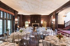 No matter what type of event you hold here, it's sure to be a grandiose time to remember.