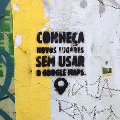 <p></p><p>Conheça novos lugares sem o usar o Google Maps.</p>