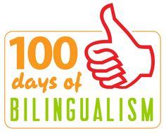 100 Days of Bilingualism