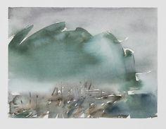 Morten Paulsen Watercolor Paintings, Abstract, Landscapes, Artwork, Simple, Google, Watercolor Painting, Summary, Paisajes