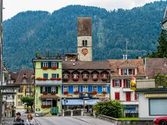 Wander Interlaken's character filled town centre - Things to Do in Interlaken - The Trusted Traveller