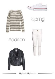 Spring Capsule Addition 2015 - Spring Fashion 2015