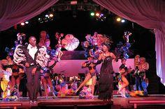#Cuba #Varadero The National Ballet of Cuba...!!!