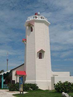 Isla Mujeres #lighthouse - Quintana Roo, #Mexico - http://dennisharper.lnf.com/