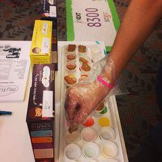 Amazing, #organic, #nutfree cookies! Booth 8300. #expoeast day 2.