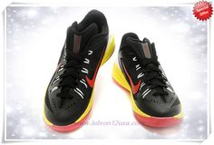 half off 227cc 6e990 Find New Nike Hyperdunk 2014 Xdr Low Mens Black Yellow online or in  Footlocker. Shop Top Brands and the latest styles New Nike Hyperdunk 2014  Xdr Low Mens ...