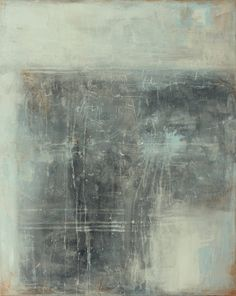 Buy grey abstract, a Acrylic on Canvas by Christian Hetzel from Germany. It portrays: Abstract, relevant to: painting, blue, texture, white, abstract, grey, minimal acrylic on canvas - www.hetart.com