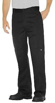 Dickies Men's Big & Tall Loose Straight Fit Twill Double Knee Work Pants with Extra Pocket Mens Big And Tall, Big Men, Big & Tall, Dickie Work Pants, Mens White Shorts, Wrangler Cowboy Cut, Over Boots, Work Uniforms, Work Shirts