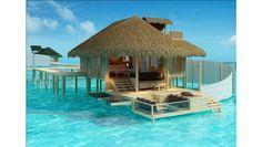 Six Senses Resort, Laamu, Maldives