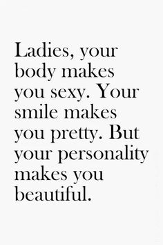 True Beauty Is The Beauty From Within