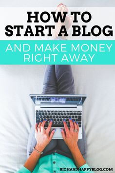 I can't believe she's been making money online since her first month blogging! Now she's showing us all how to do it too.