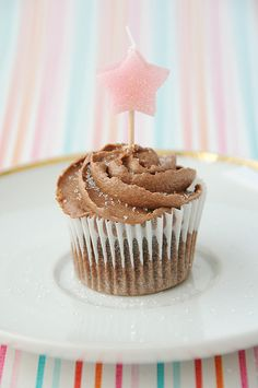 Party - Children - Birthday Party - Mini cupcake by Creature Comforts, via Flickr
