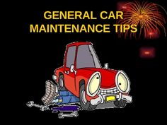 Properly #maintain a #car will help #save #money and keep the #vehicle from going into decline. Most the of things mentioned in this article can be done on the weekend or whenever you have free time.