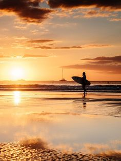 Surfer during sunset in Tamarindo Costa Rica. Photographed by Samba to the Sea for The Sunset Shop. sunsets, beach sunset, sunset ocean, sunset photography, sunset pictures, sunset sky, sunset beautiful, sunset surfing, Cielo atardecer, sunset sea, sunset surf, sunset beach surf, sunset beach tropical, sunset Costa Rica, sunset beach waves, sunset beach Summer, sunset beach photography, sunset beach wanderlust