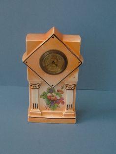 Edwardian Art Nouveau Antique Ceramic Mantel by BiminiCricket, $65.00