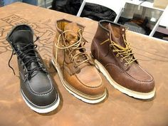 Love RedWing boots!