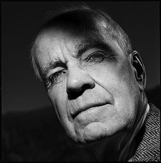 """""""I'm not interested in writing short stories. Anything that doesn't take years of your life and drive you to suicide hardly seems worth doing.""""  ~ Cormac McCarthy, b. 20 July 1933"""