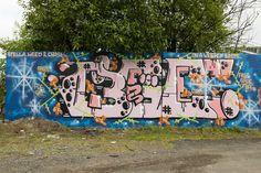 https://flic.kr/p/nYkxQ3 | Newcastle Graffiti 2014