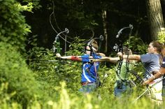 Meet Junior Olympian archer and Mainer Gabrielle Cyr on L.L.Bean's Blog.