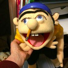 large jeffy jeffy puppet original size super mario logan puppets
