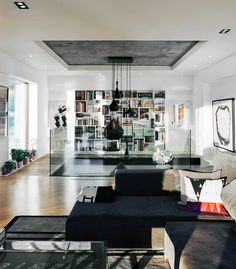 Living Room Interior Design By Byron Peart