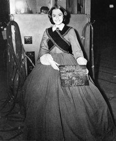 Mealine Wilks (Olivia de Havilland) in Gone With the Wind