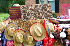 Country-western party for boys and girls! Cowboy and Cowgirl birthday party themes are perfect for any age. #westernbirthdaypartyideas #rodeobirthdayparty