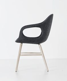 Elephant upholstered chair by Neuland Industriedesign