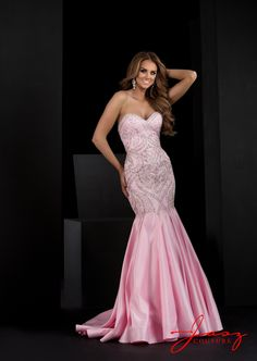 Jasz Couture 5616 Pink