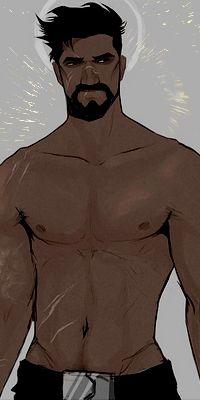 Character Concept, Character Art, Character Design, Overwatch Reaper, Overwatch Gifs, Art Masculin, Male Body Art, Anime Guys Shirtless, Fantasy Art Men