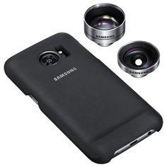 """Samsung Lens Cover S7 (ET-CG930DBEGRU)  — 8490 руб. —  Серия: Lens Cover, Отверстие для подзарядки: Да, Объектив в комплекте: 2, Вес: 30 г, Страна: Вьетнам, Отверстие для гарнитуры: Да, Горизонтальное размещение: Да, Для моделей с диаг. экрана: 5.1"""", Цвет: черный, Количество отделений: 1 шт, Количество в упаковке: 1, Материал чехла: поликарбонат, Тип корпуса: """"шелл"""", Угол обзора (градусы): 108/45, Кейс для смартфона: Samsung Galaxy S 7 (SM-G930), Оптическое увеличение: 0.63x/2x, Отв. для…"""